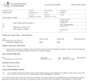 SHL updates Final Report design- State Hygienic Lab - The